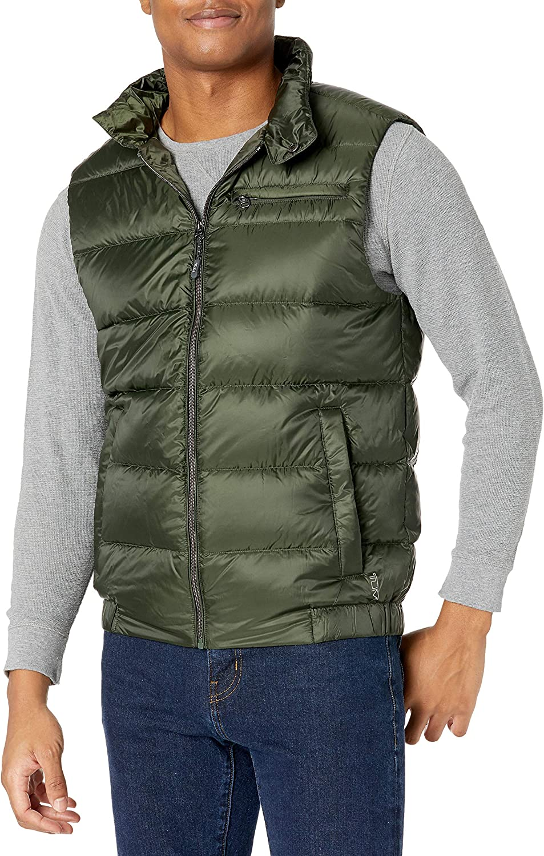 TUMI mens Tumipax Vest at  Men's Clothing store