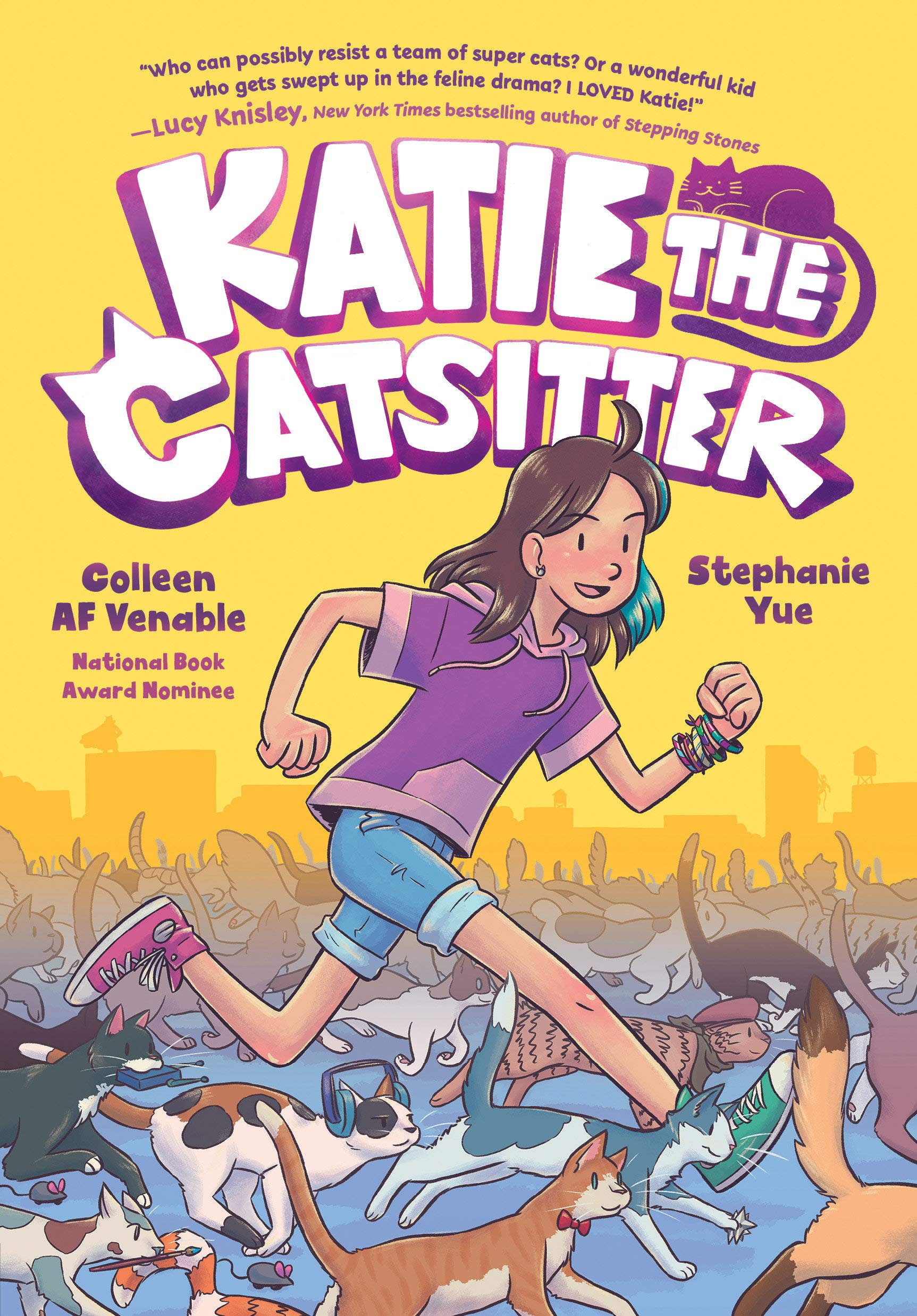 Amazing 2021 Books for Students: Katie the Catsitter