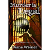 Murder is Legal (Susan Wiles Schoolhouse Mystery Book 6)