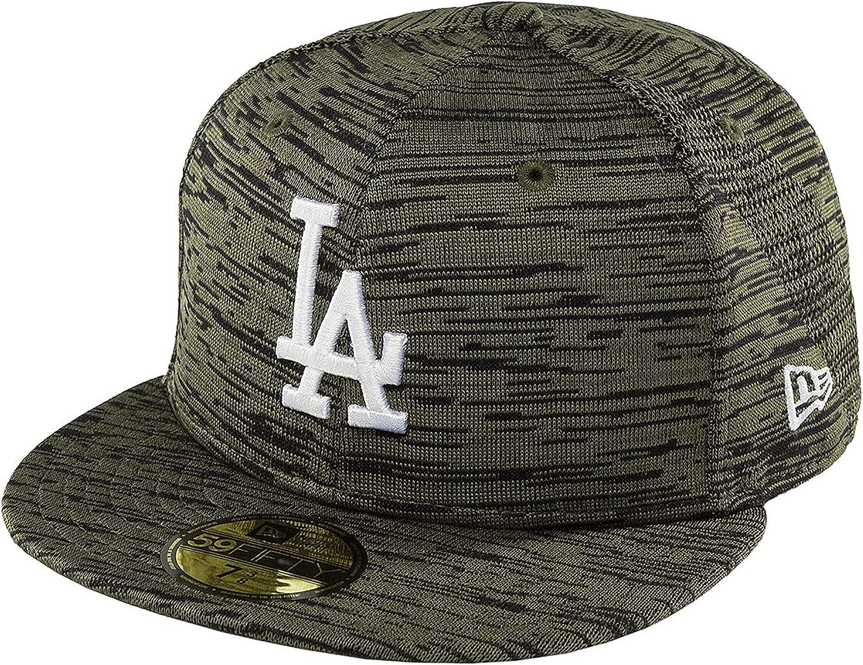 New Era Herren Caps Fitted Cap Engineered Fit LA Dodgers 59Fifty