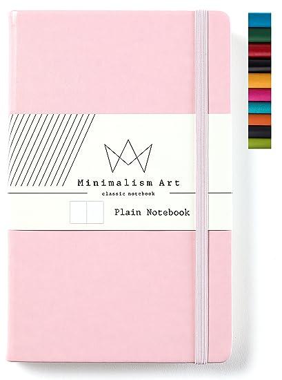 minimalism art classic notebook journal size 5 x 8 3 a5 green