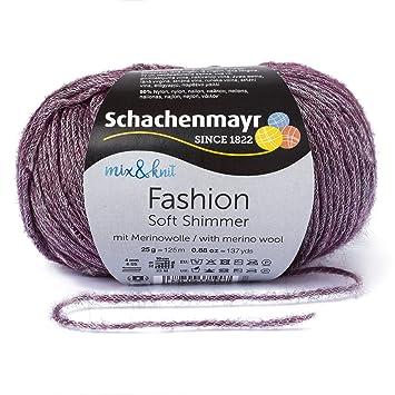 Soft Shimmer Schachenmayr Fashion Handstrickgarn  mit Merino