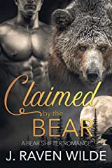 Claimed by the Bear: A Bear Shifter Paranormal Romance (Deerskin Peaks Book 1) Kindle Edition