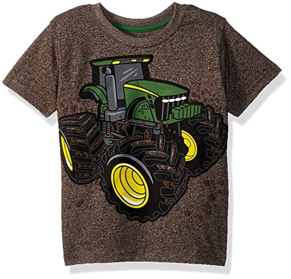 0c8520b2 Amazon.com: John Deere Boys' Toddler T-Shirt: Clothing