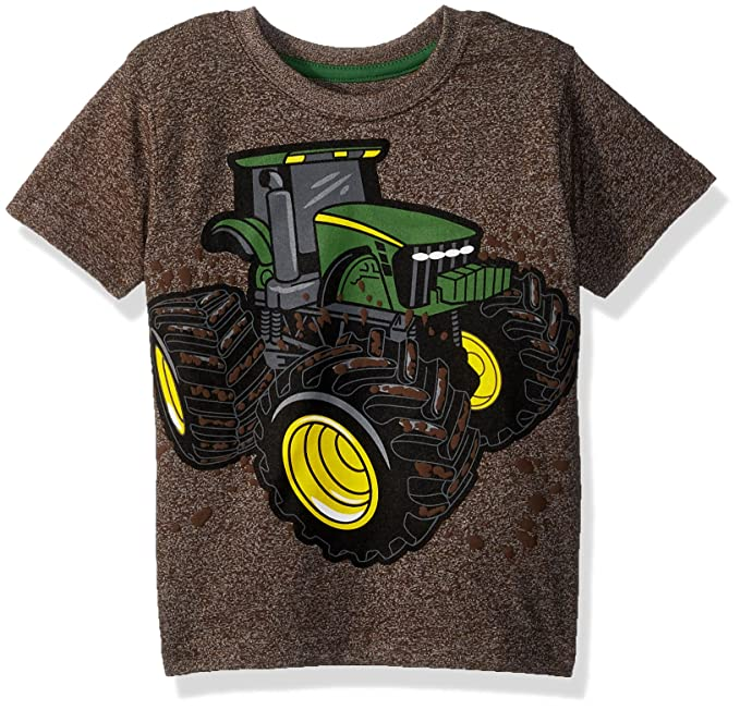 1280c6d0cbc Amazon.com  John Deere Boys  Toddler T-Shirt  Clothing