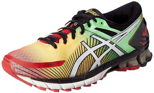 El otro día Interior A nueve  Buy ASICS Men's Gel-Kinsei 6 True Red, Silver and Black Running Shoes - 11  UK/India (46.5 EU)(12 US) at Amazon.in