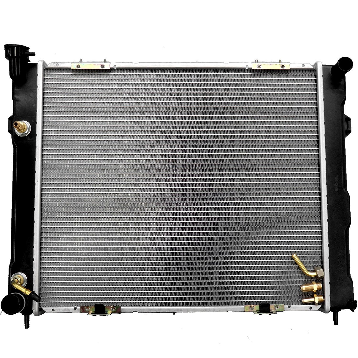 ECCPP Replacement fit for Radiator LR1396 1993-1997 Jeep Grand Cherokee Laredo/Base/Limited/Orvis/Cherokee SE/TSi L6 4.0L by ECCPP