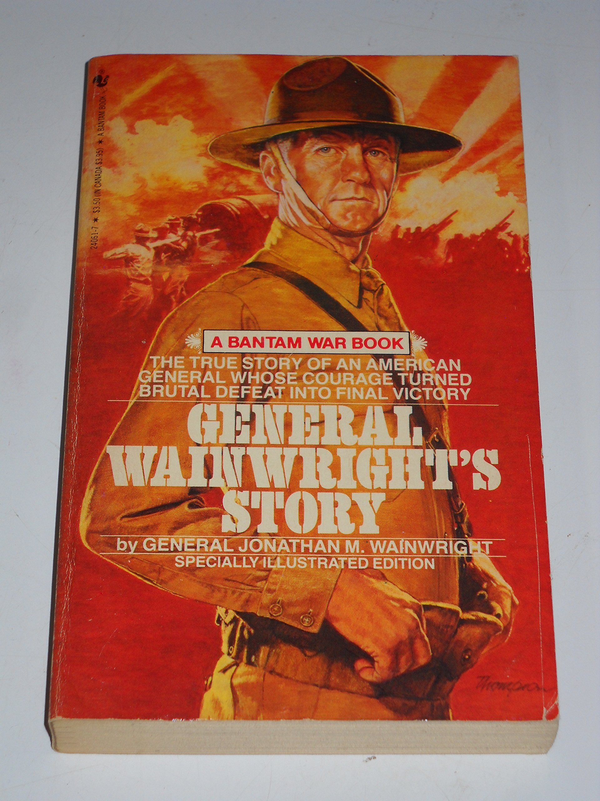 General Wainwright's Story
