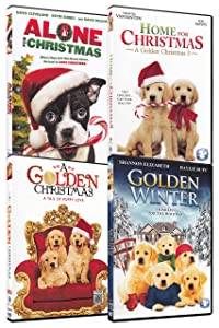 Alone For Christmas / Home For Christmas: A Golden Christmas 3 / A Golden Christmas: A Tail Of Puppy Love / Golden Winter