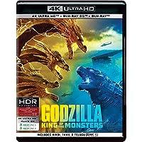 Godzilla: King of the Monsters (4K UHD + Blu-ray 3D + Blu-ray) (3-Disc)
