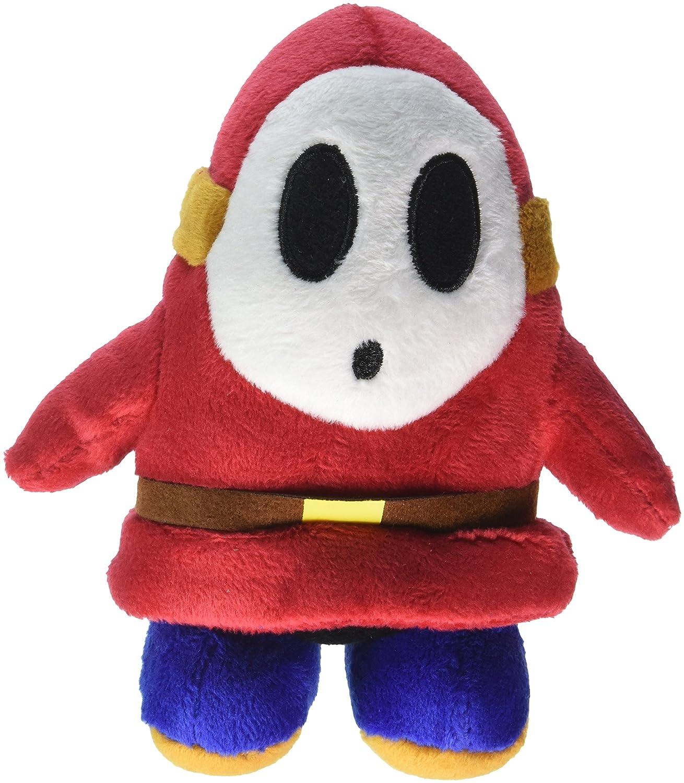 World of Nintendo 88798 Shy Guy Mario Bros U Plush