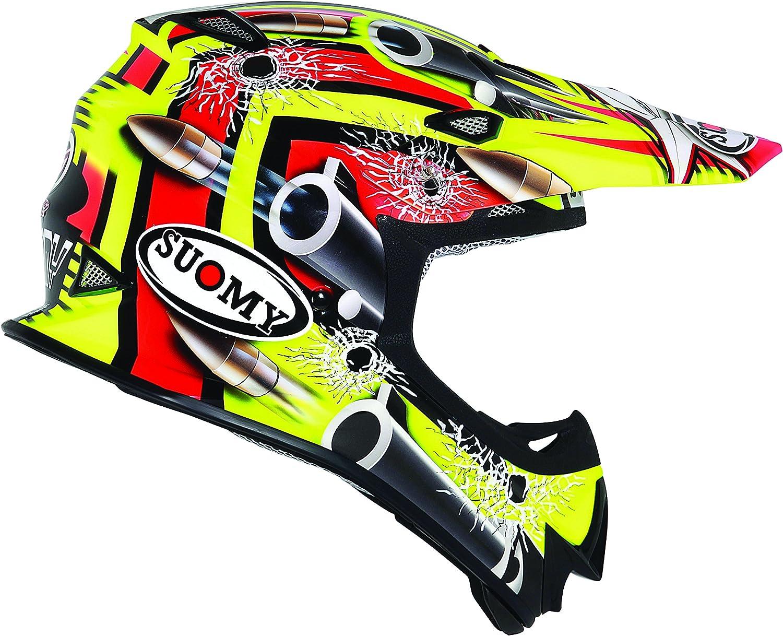 Mejor Casco Suomy Motocross
