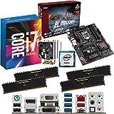 INTEL Skylake Core i7 6700K OC 4.7Ghz CPU, ASUS Z170 Pro Gaming Motherboard, 32GB 3200Mhz DDR4 Corsair Vengeance LPX RAM & ThermalTake Contac21 Cooler OVERCLOCKED Pre-Built Bundle