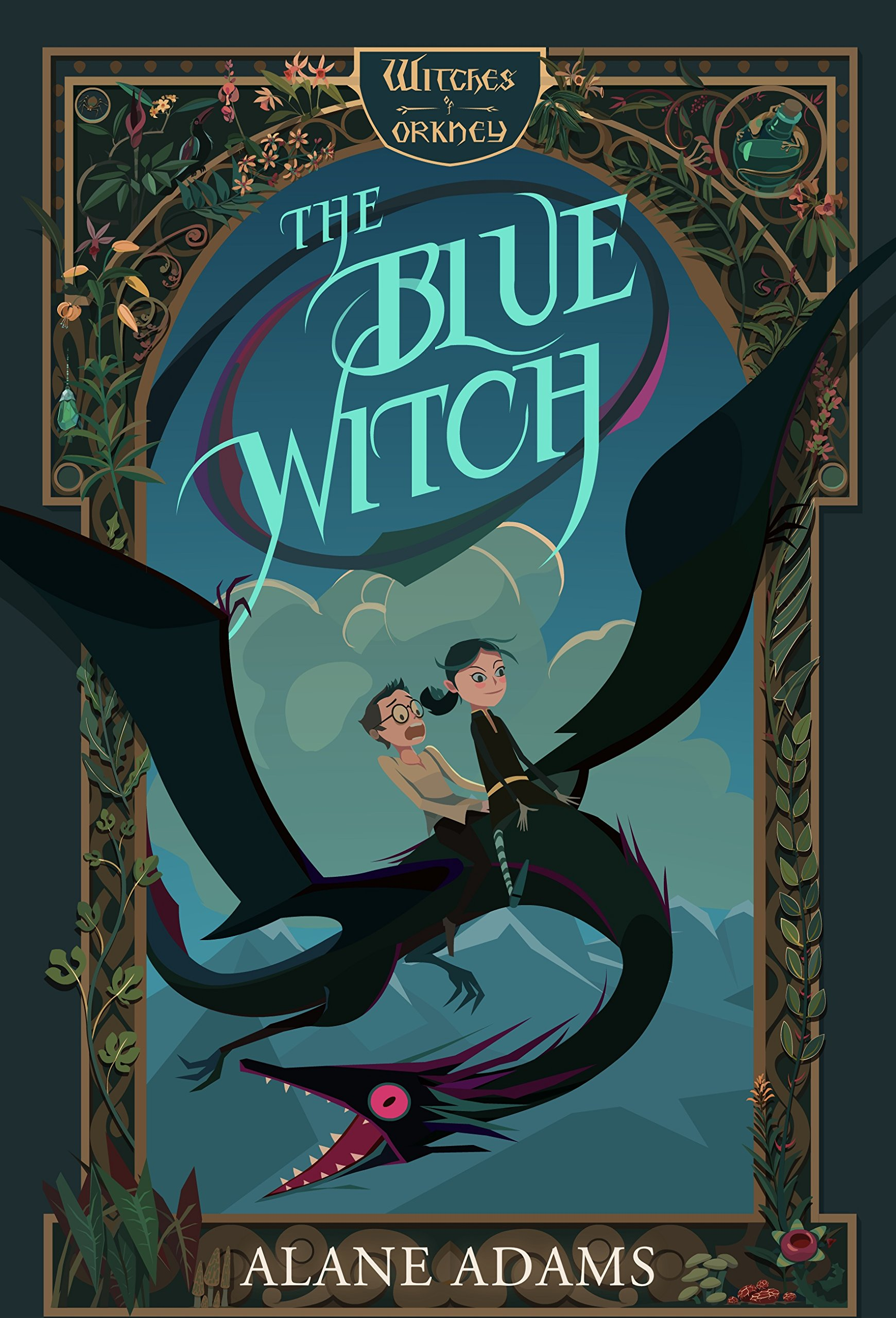 Amazon.com: The Blue Witch: The Witches of Orkney, Book One ...