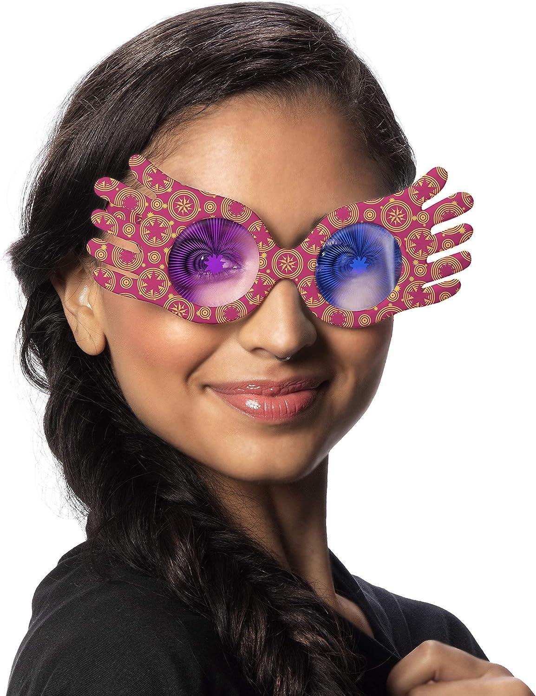 Amazon Com Rubie S Harry Potter Luna Lovegood Spectrespecs Costume Accessory Toys Games