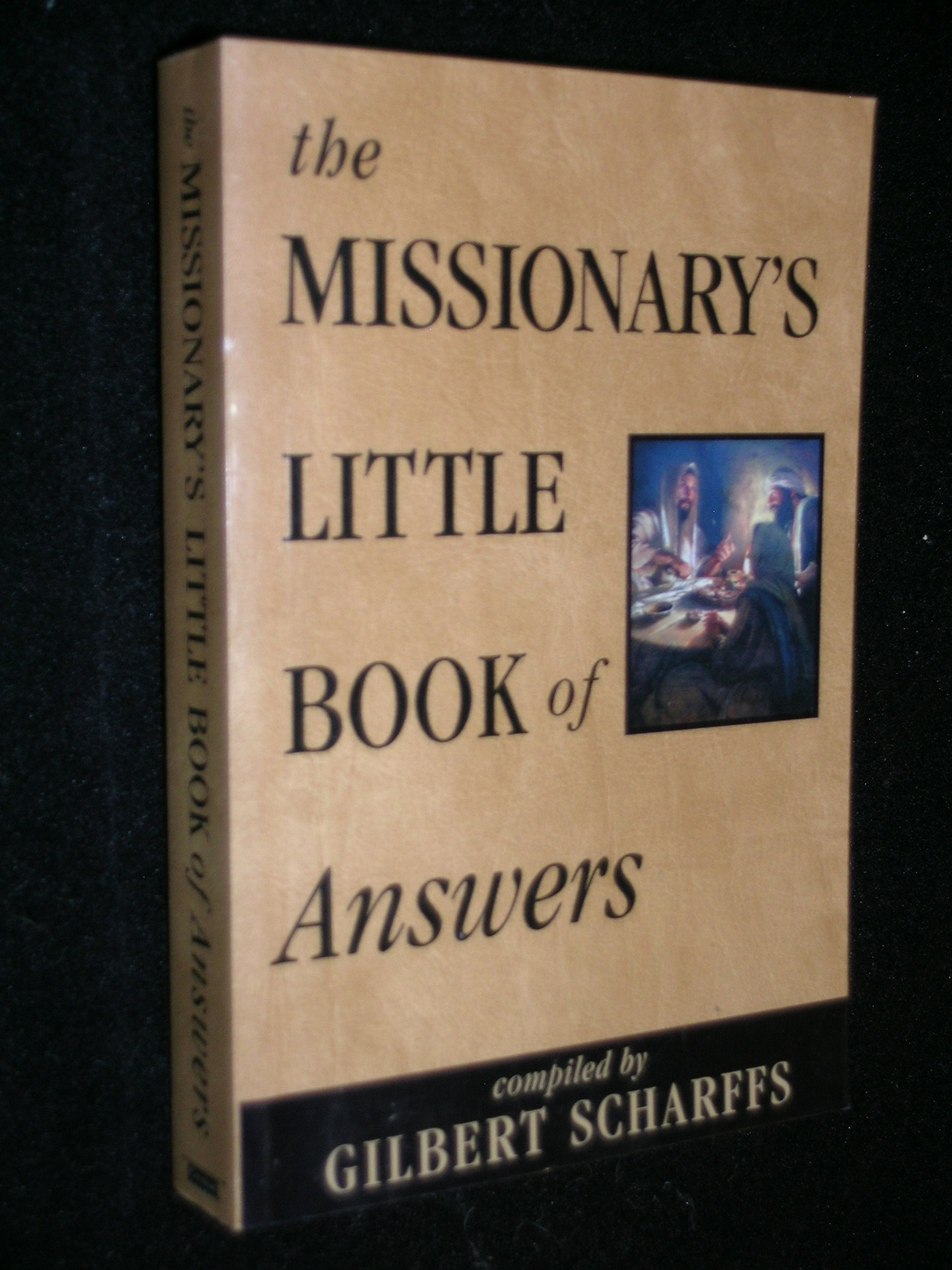 Download Missionary's little book of answers ebook