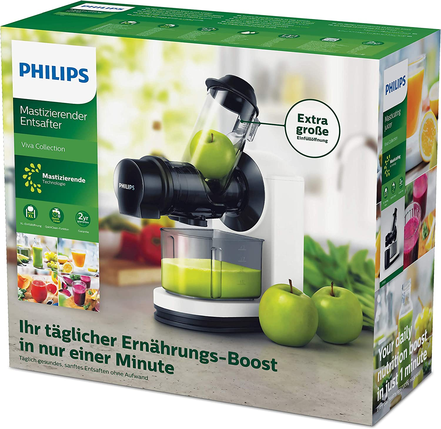 Philips HR188880 Viva Collection