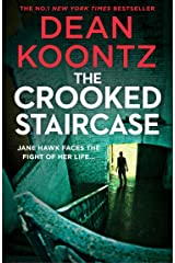 The Crooked Staircase (Jane Hawk Thriller, Book 3) Kindle Edition