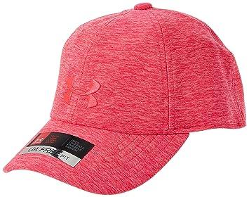 5856f967b90a Under Armour Damen Girls Twisted Cap Capri, Pop Pink, OSFA  Amazon ...