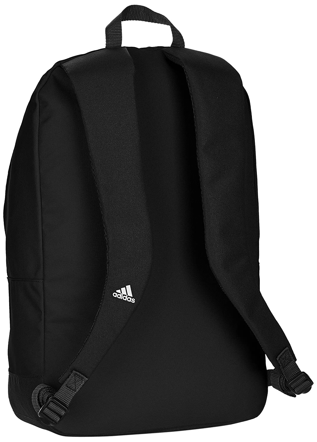 c752c83cbf43 adidas Black and White Casual Backpack (F49827-BAG NS)  Amazon.in  Bags