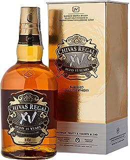 Chivas Regal 18 años Whisky Escocés de Mezcla Premium - 700 ml: Amazon.es: Alimentación y bebidas