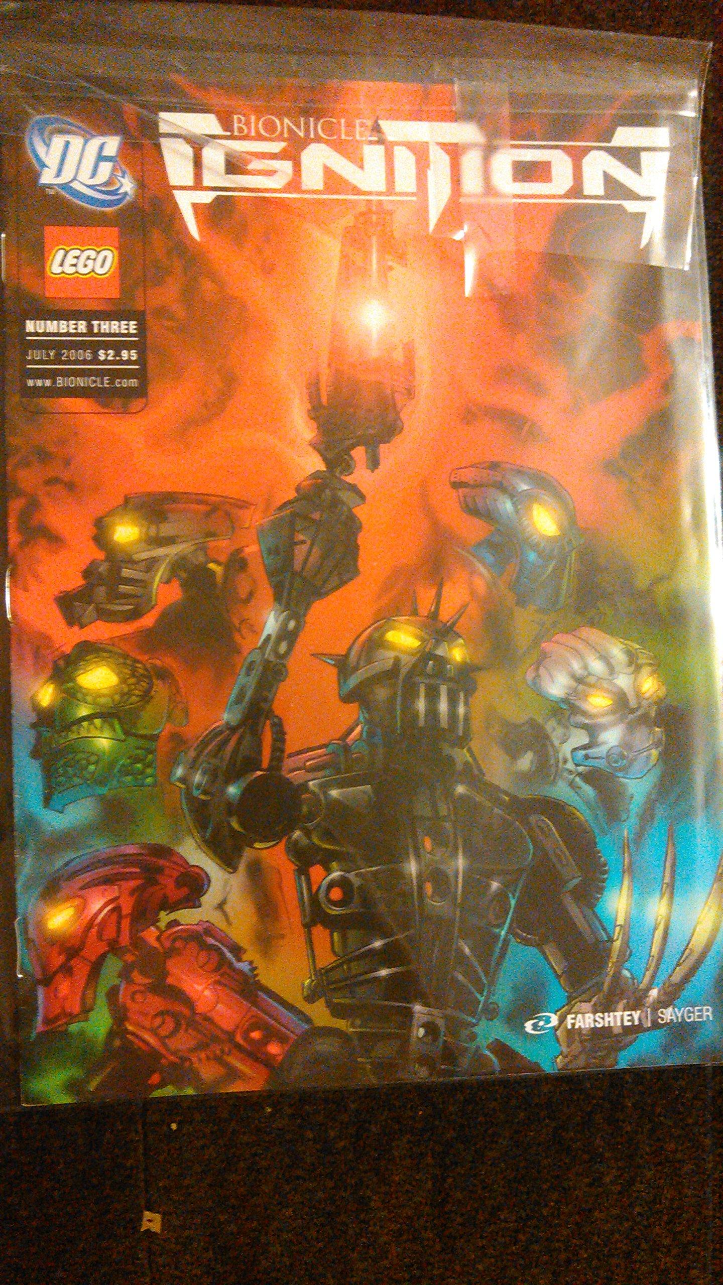 Bionicle Ignition, No. 3: Showdown; July 2006 ebook