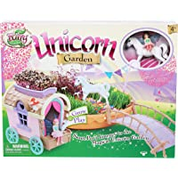 My Fairy Garden 93522.AD0.0000 Unicorn Garden and Caravan Craft