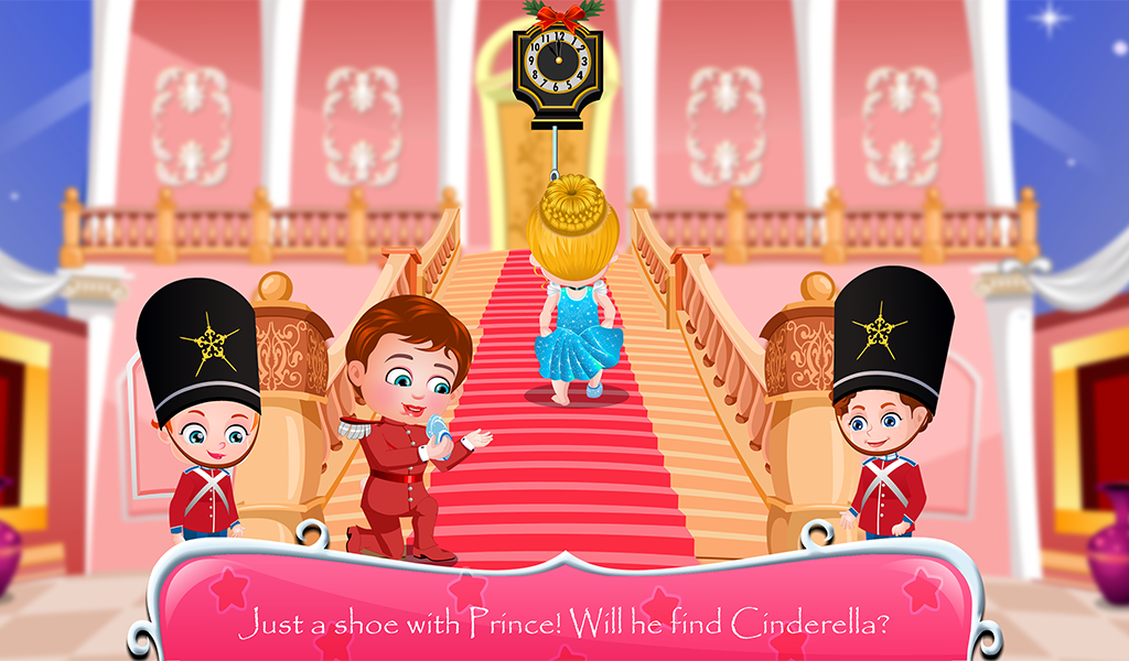 Baby Hazel Cinderella Story Games Apps Free Download For ...