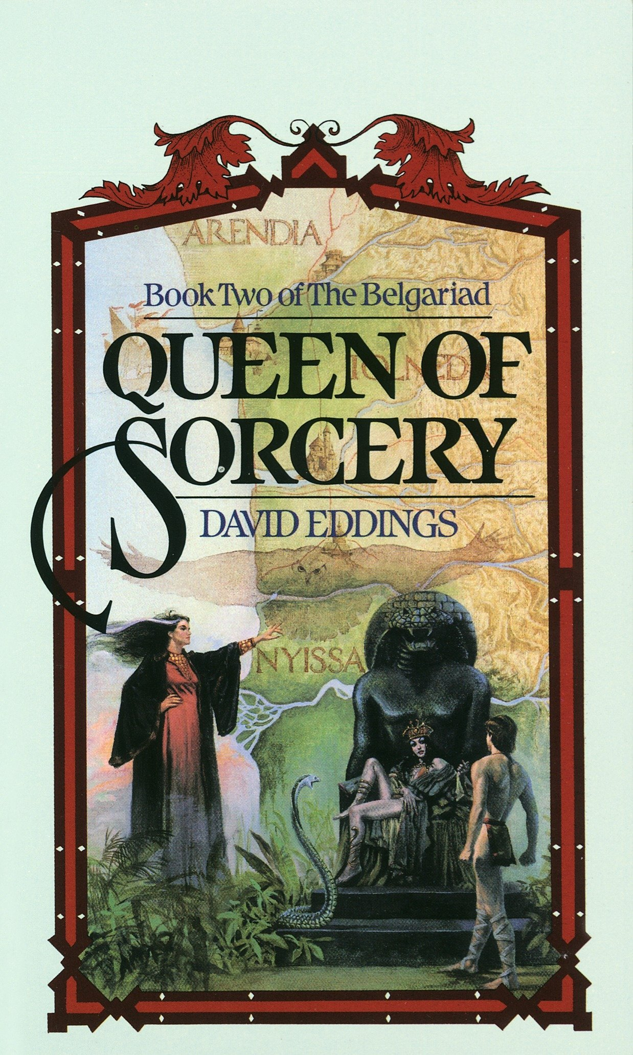 Queen of Sorcery (The Belgariad, Band 2)