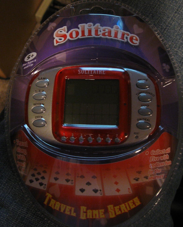 【税込】 [トラベルゲームシリーズ]Travel Game Series Solitare, , Handheld Electronic Game na [並行輸入品] B003EDYDFS, オウミマチ 75f98e90