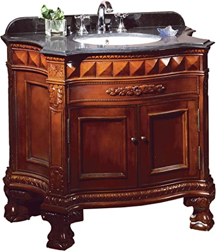 Ove Decors BuckinghamSGL VB 36-Inch Wide Vanity