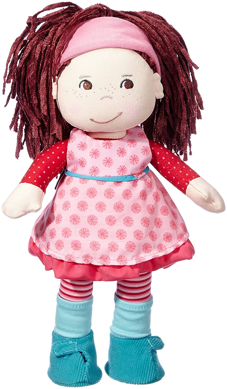 Haba 3944 - Puppe Clara: Amazon.de: Spielzeug