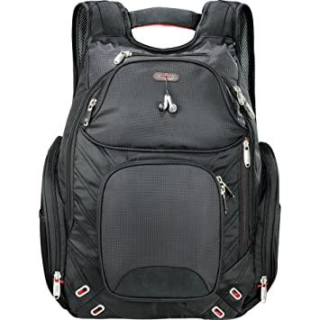 6dea6ba69a0 Amazon.com   Elleven Amped Checkpoint-Friendly Compu-Backpack   Casual  Daypacks