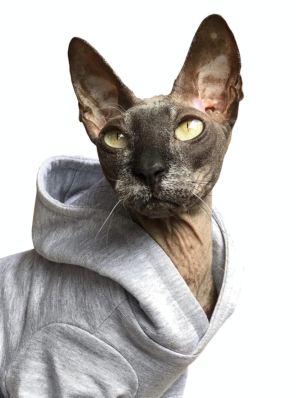 Kotomoda Katzen Kleidung Hoodie AtHome