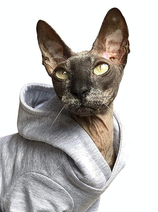 Kotomoda Ropa para Gatos Capucha En Casa (S)
