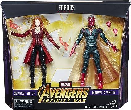 Marvel Hasbro Legends Toys R Us Exclusive Avengers Infinity War 2 ...