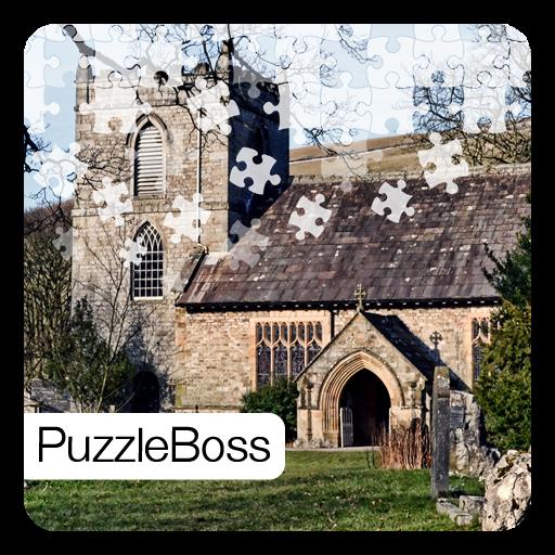 Grand England 3 Jigsaw Puzzles (Boss Boss Boss)