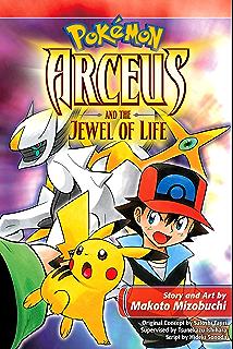 Pokemon Ranger And The Temple Of The Sea Pokemon The Movie Manga