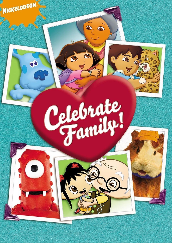 Amazon com: Nickelodeon: Celebrate Family!: Celebrate Family
