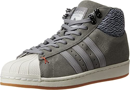 Adidas Chaussure Originals Pro Model BT Gris AQ8160