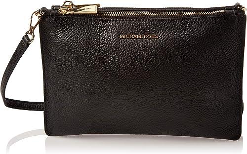 Michael Kors Women's Crossbody Zip Clutch Bag
