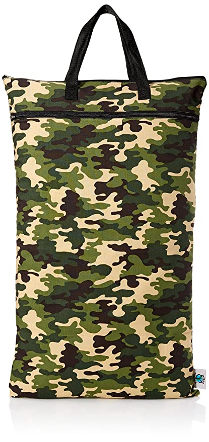 Planet Wise Hanging Wet/Dry Bag, Camo by Planet Wise: Amazon ...