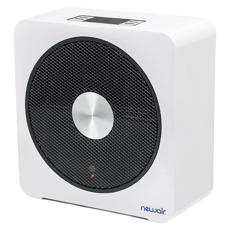 NewAir Quietheat15 Portable Ceramic Space Heater White
