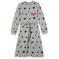 Cherokee by Unlimited Girls Cotton Knee-Long Dress
