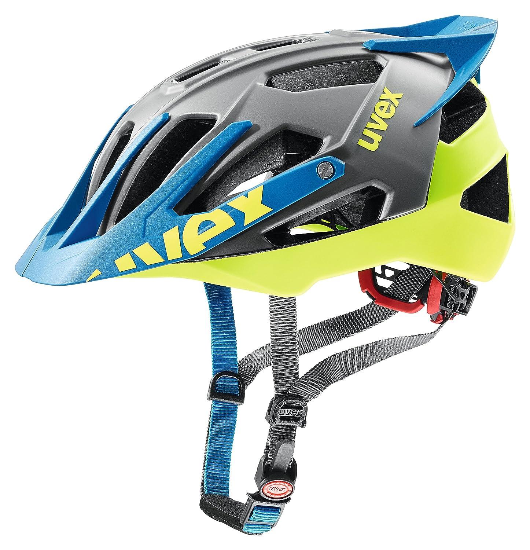 Uvex Sport MTB Quatro Pro–Casco para Bicicleta, Unisex, Color Rosa, tamaño 52-57 UVEYL|#Uvex 41/0/776/13/15
