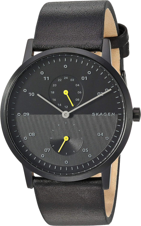 Skagen Men s Kristoffer Multifunction Stainless Steel Casual Quartz Watch