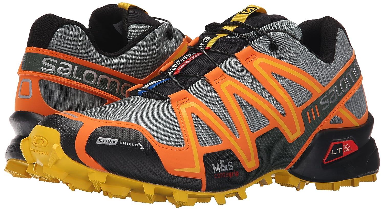 new concept 74b7f 543b5 Salomon Speedcross 3 Cs, Men s Trail Running Shoes, Orange (Light  TT Clementine-X Bee-X), 11.5 UK (46 2 3 EU)  Amazon.co.uk  Shoes   Bags