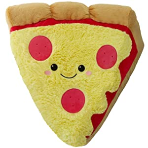 "Squishable / Comfort Food Pizza 15"" Plush"