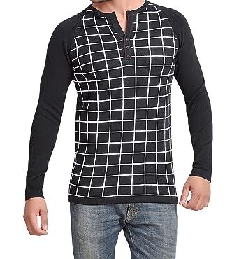 da95698e969ae1 Men's Polo Stripes BLACK T-shirt Party wear (men's polo collar stripes t- shirt for Men's ...