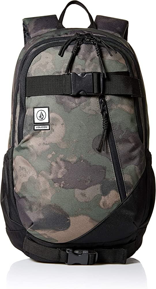 299ddf173 Amazon.com: Volcom Men's Substrate Backpack, camouflage, One Size ...